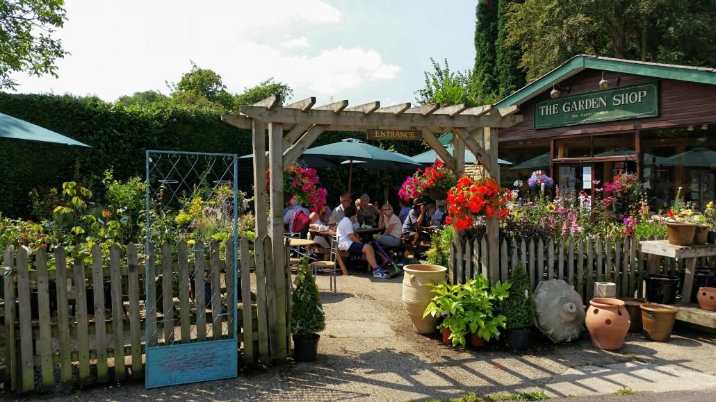 garden shop. The Garden Shop And Café