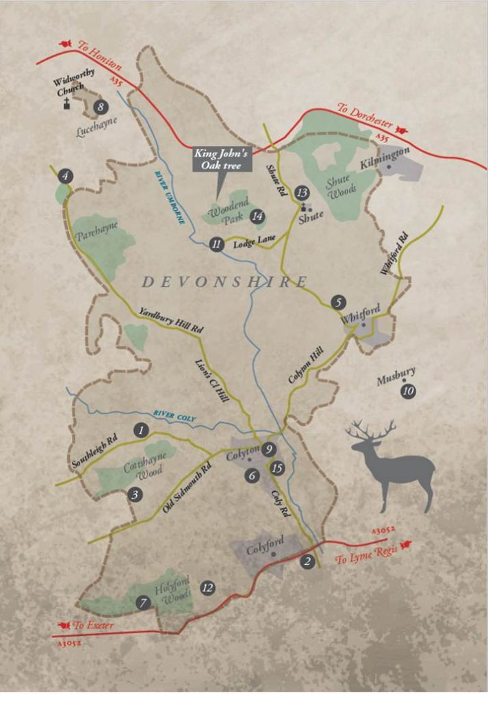 Legacy To Landscape Visit Colyton